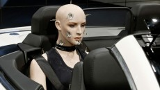 Cabriolets by Mercedes-Benz Cars, Tanja the Test Dummy