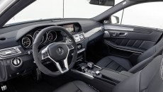 2014 E63 AMG S-Model 4MATIC Wagon Interior