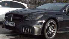 2015 Mercedes CLS63 AMG