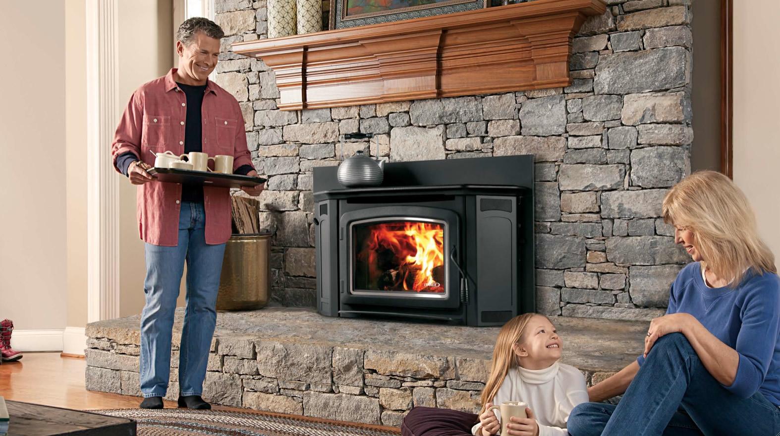 Lennox montlake fireplace insert