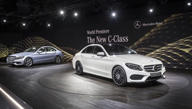 Mercedes C63 AMG Confirmed for 2015 Production