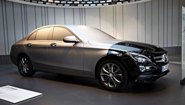 Mercedes-Benz Museum C-Class