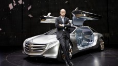 Mercedes-Benz at IAA 2011 Dr. Dieter Zetsche, Chairman of the Board of Management of Daimler