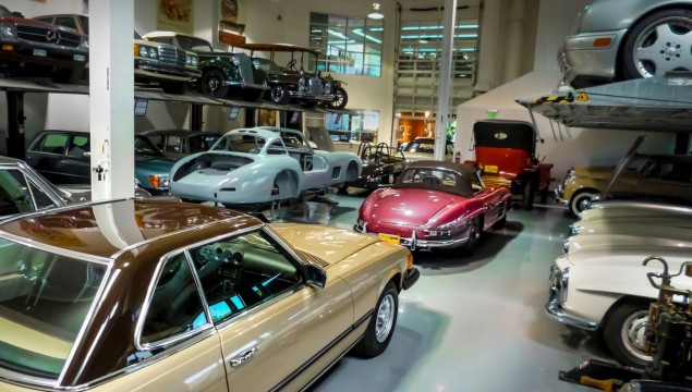 Mercedes-Benz Classic Center USA Dream Job Opening
