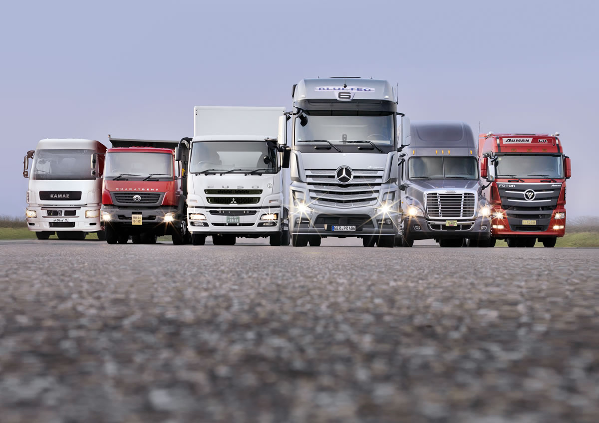 Daimler Mercedes-Benz Trucks