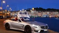 2013 Mercedes SL63 AMG