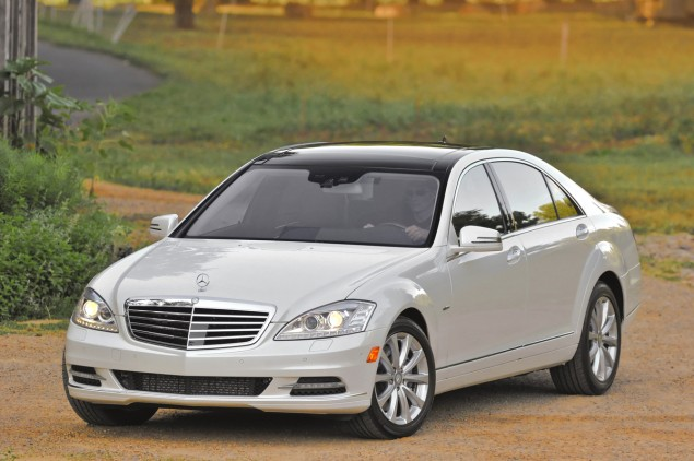 2012 Mercedes-Benz S350 BlueTEC 4MATIC