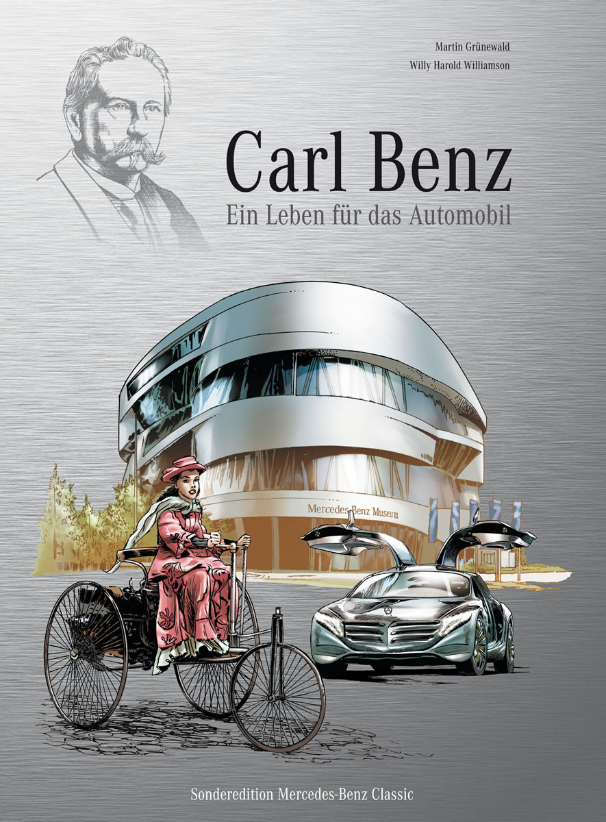 Carl Benz – a life dedicated to cars