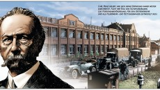 Carl Benz - a life dedicated to cars