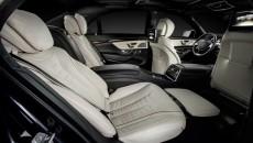 MY14 S-Class Interior