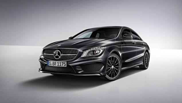 2014 Mercedes-Benz CLA 180 Edition 1