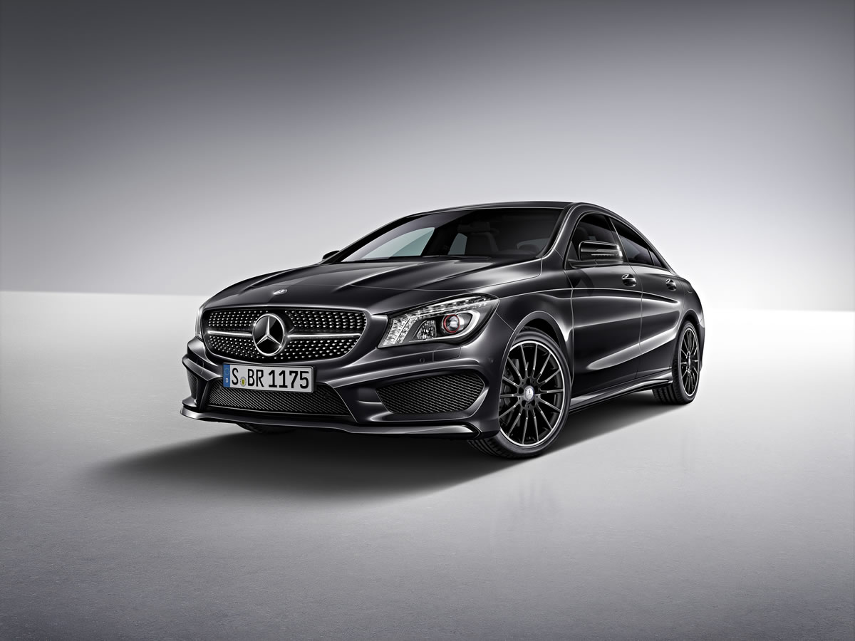 2014 Mercedes-Benz CLA 180 Edition 1