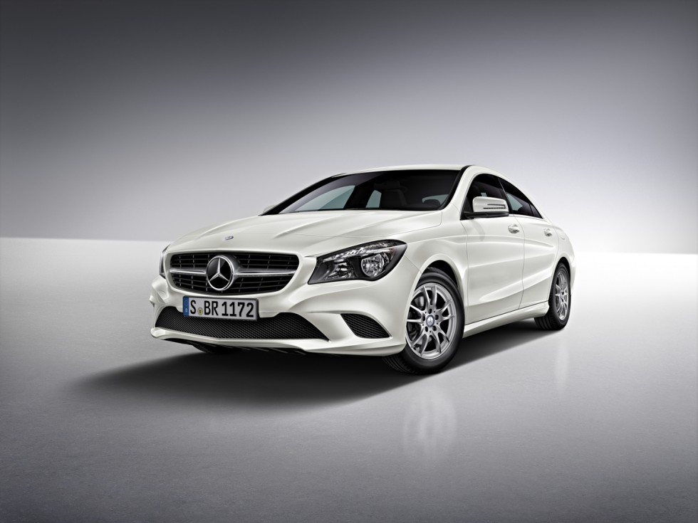 2014 Mercedes-Benz CLA250 Edition 1