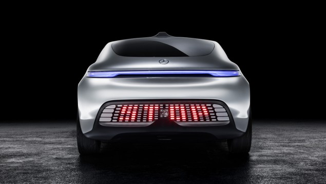 Mercedes-Benz F 015 Luxury In Motion World Premiere
