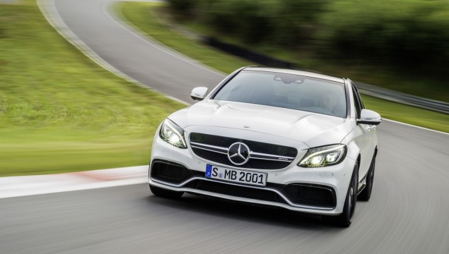Mercedes-AMG C63 a Steal at $63,900