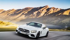 Mercedes-AMG SL 63, leather black, trim: AMG carbon