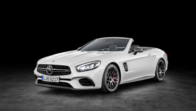 Mercedes-AMG SL63 & SL65 Detailed Look