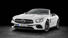 Mercedes-AMG SL 63, diamond white