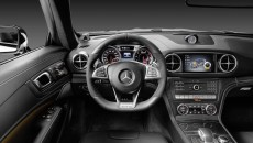 Mercedes-AMG SL 63, diamond white interior