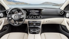The New 2017 Mercedes-Benz E-Class interior