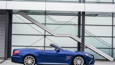 Mercedes-AMG SL 65, brilliant blue