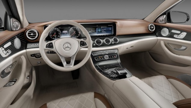 Mercedes-Benz at CES 2016