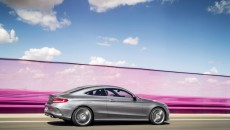 Mercedes-Benz C-Class Coupe Photo Gallery