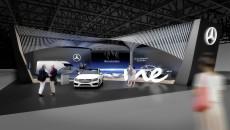 Mercedes-Benz atCES 2017: Vernetzt, autonom, flexibel und elektrisch