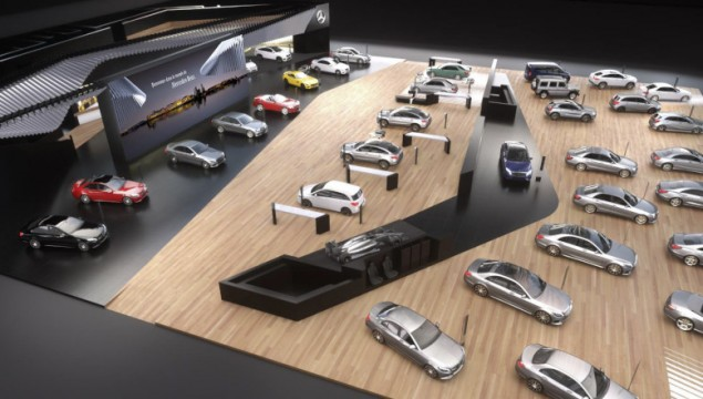 Mercedes-Benz Cars at the 86th Geneva International Motor Show 2016