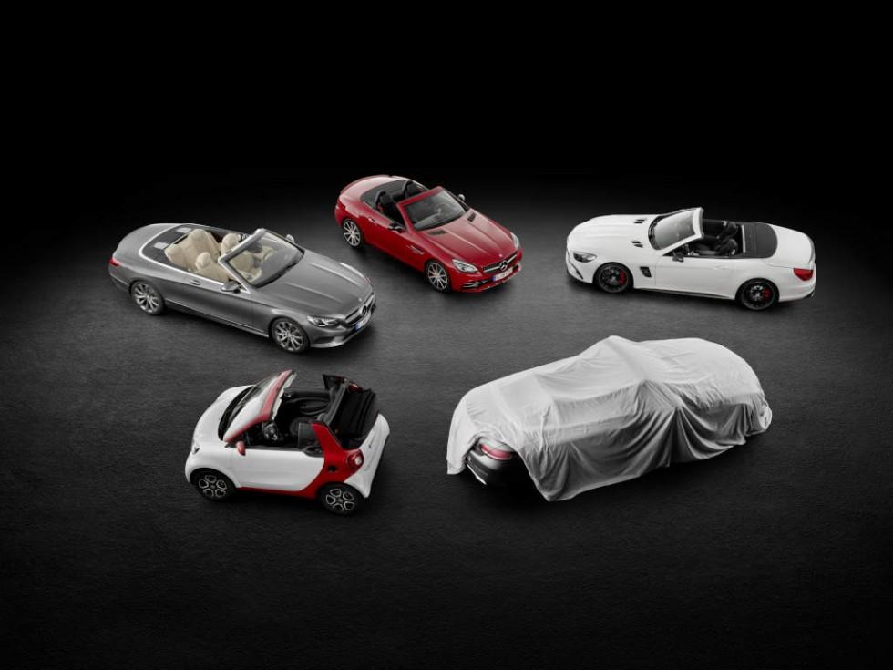 Mercedes-Benz Cars at the 86th Geneva International Motor Show 2016