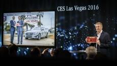 Mercedes-Benz auf der CES, Las Vegas 2016Mercedes-Benz at the CES, Las Vegas 2016