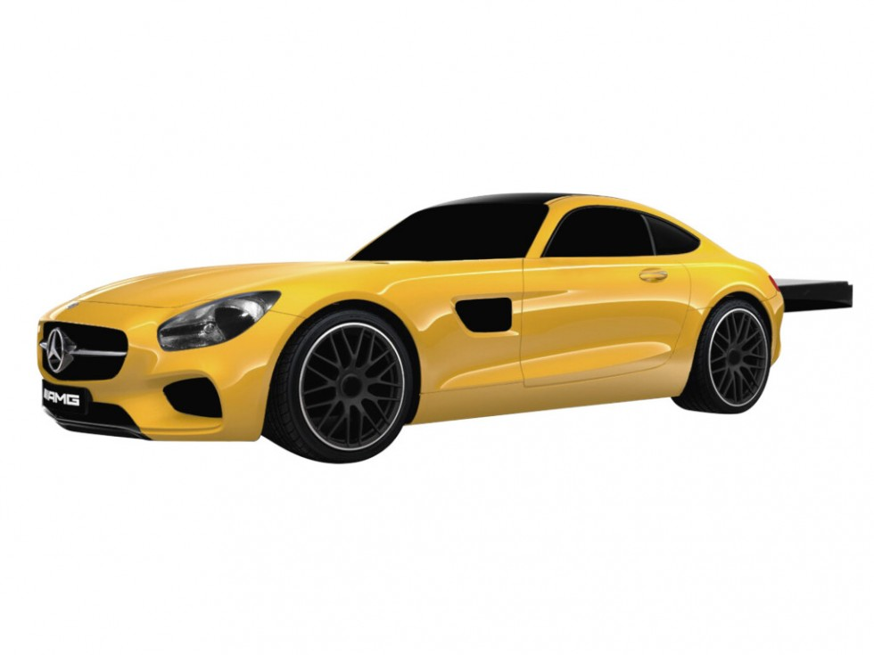 USB-Stick Mercedes-AMG GT,