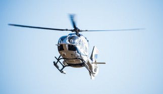 "Luxury helicopter ""H145 by Mercedes Benz Style"" by Airbus Helicopters."