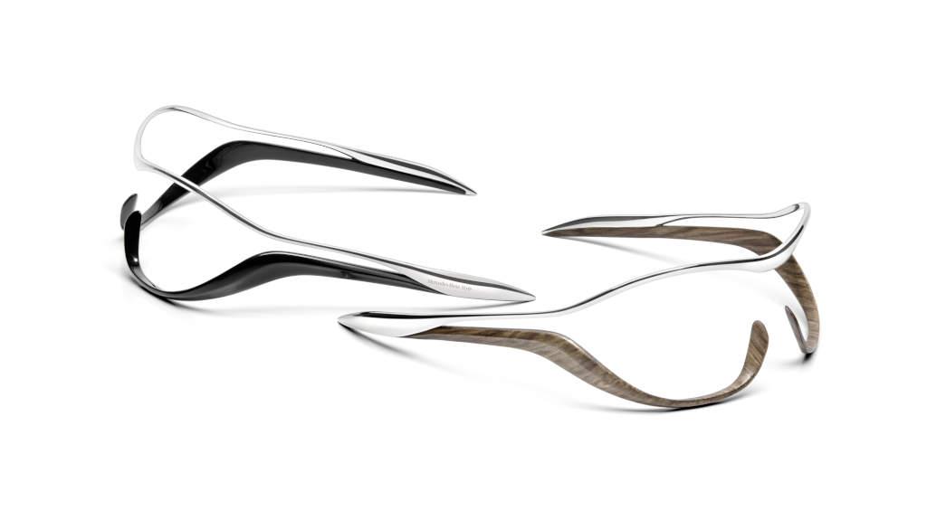 Designstudien Mercedes-Benz Style Aesthetics Eyewear