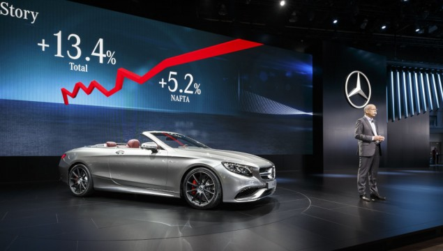 Mercedes-Benz at the North American International Auto Show 2016