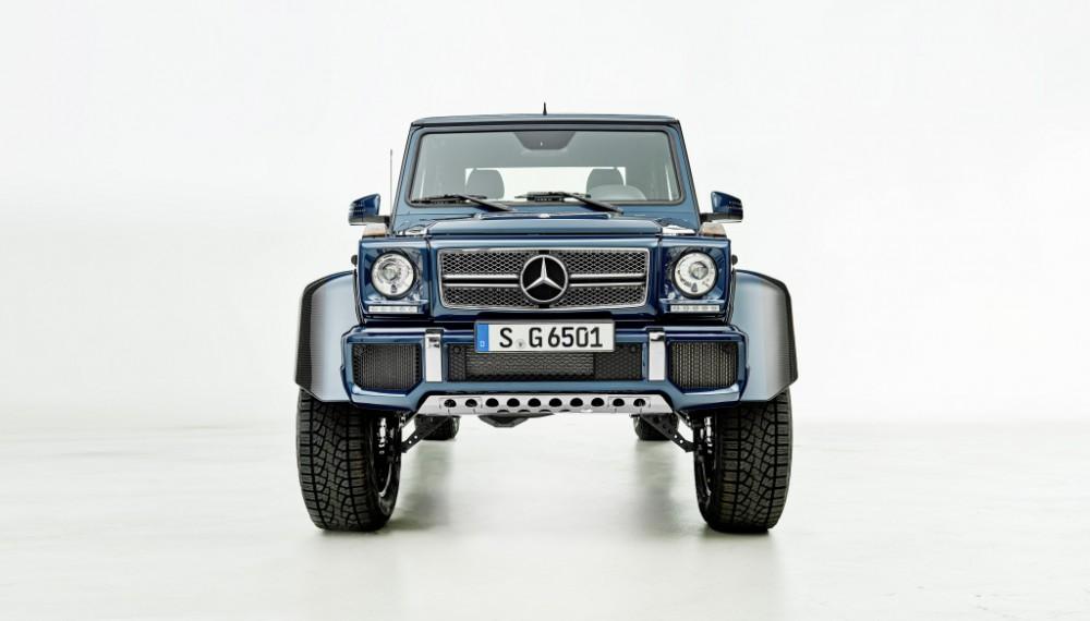 New Mercedes-Maybach G 650 Landaulet