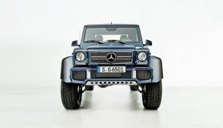 New Mercedes-Maybach G 650 Landaulet