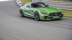 MERCEDES-AMG GT R, AMG green hell magno