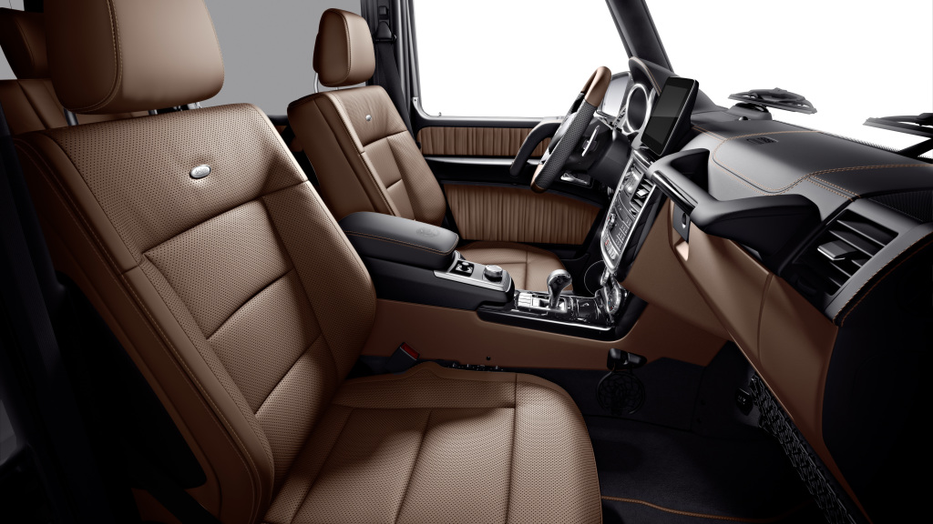 Mercedes-Benz G 350 d Limited Edition