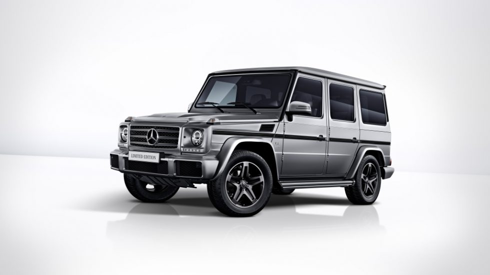 Mercedes-Benz G 500 Limited Edition