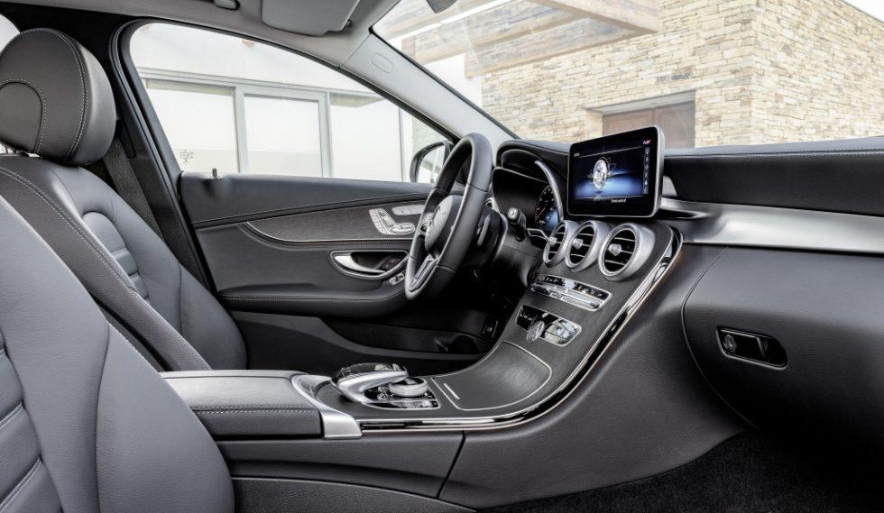 Mercedes-Benz C-Class Estate Exclusive, exterior: mojave silver, interior: leather magma/espresso