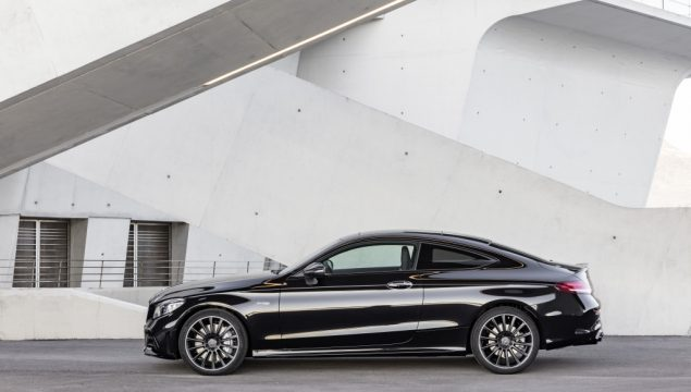 Mercedes-AMG C 43 4MATIC Coupé and Cabriolet