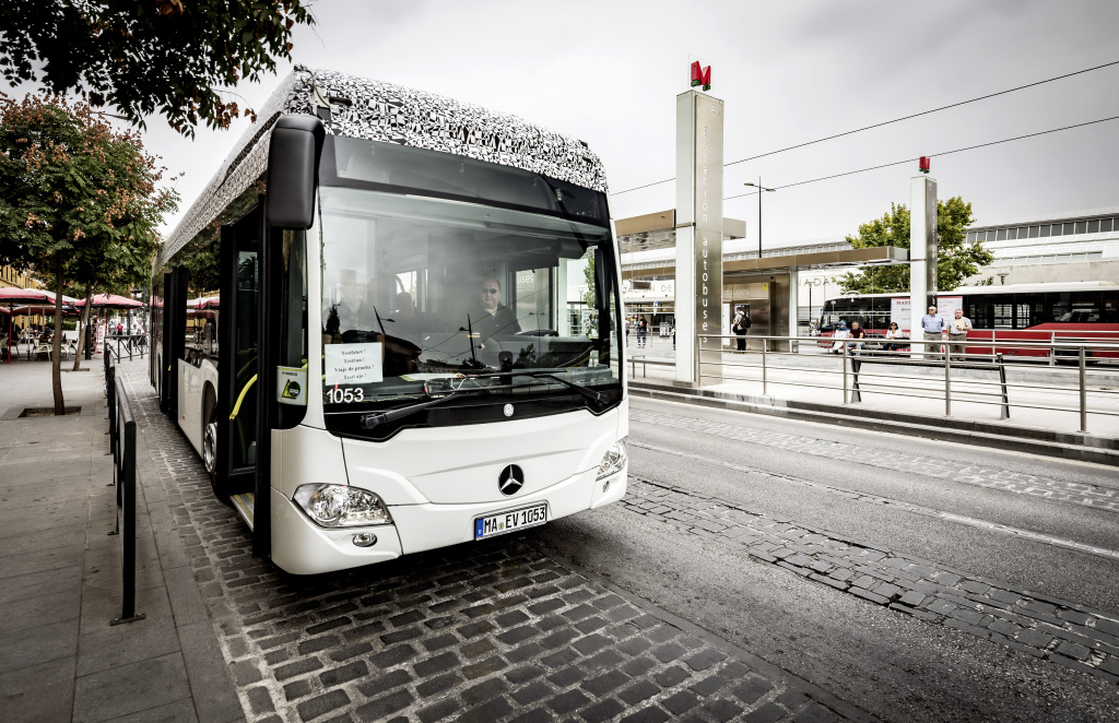 The countdown to zero emission buses has started