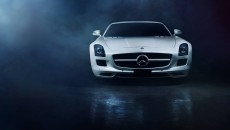 Mercedes-Benz SLS AMG Studio Photo