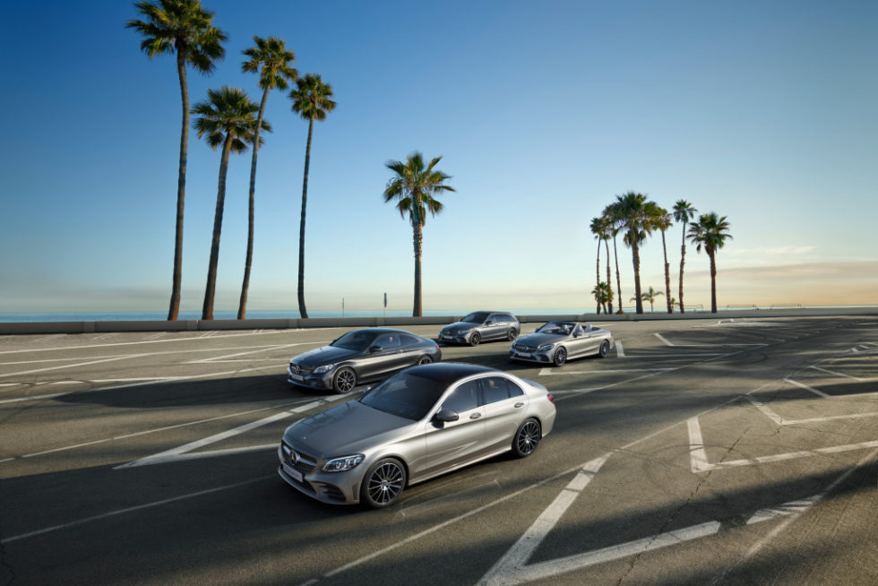 `The new Mercedes-Benz C-Class family