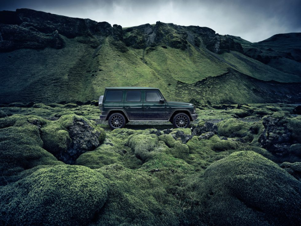 """The iconic car is our oldest series and has developed from a pure off-road vehicle to an icon of the postmodern world of life. He is simply stronger than time and stands confidently over every fashion trend "", said Dr. Gunnar Güthenke, Head of Mercedes-Benz Product Division G-Wagon."