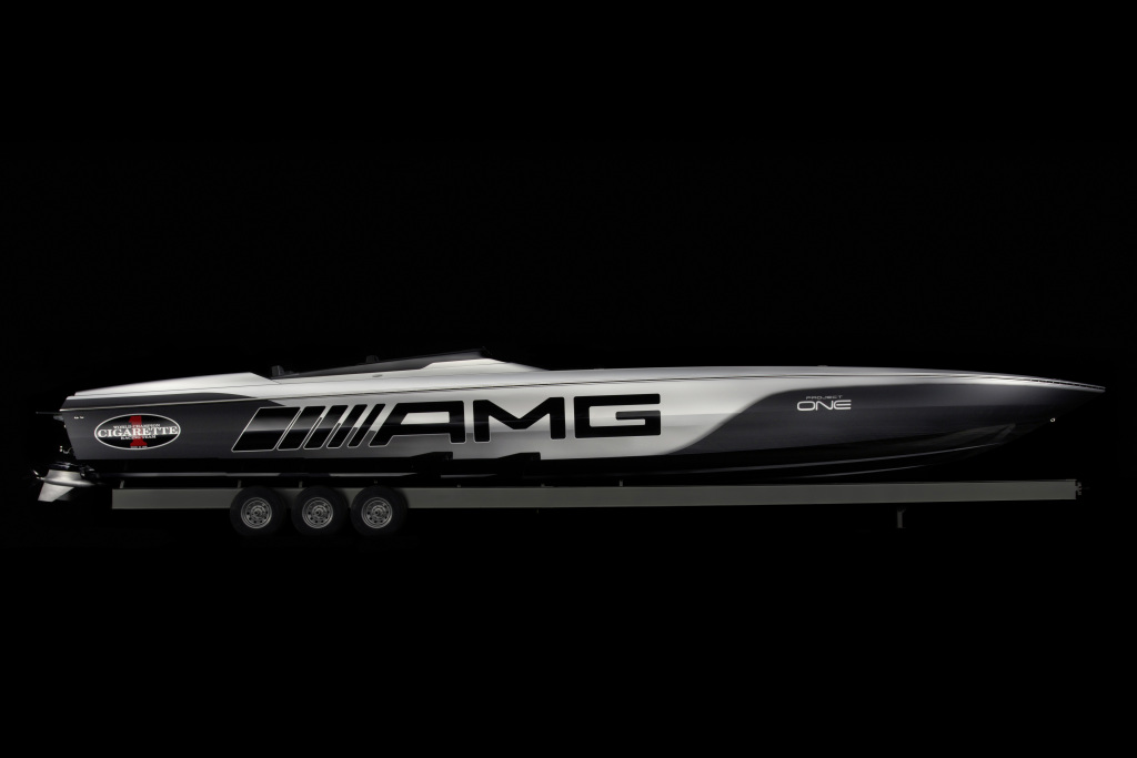 Cigarette Racing 515 Project ONE AMG