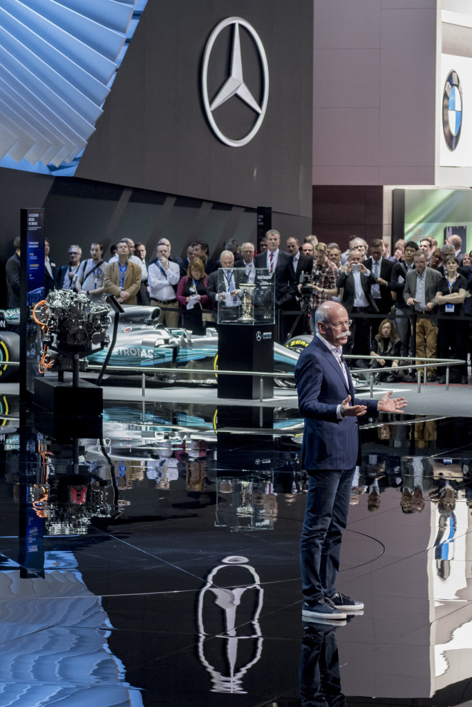At the 88th Geneva Motor Show, Mercedes-Benz is presenting a slew of world premieres in a clear demonstration that the brand with the three-pointed star offers vehicles to suit all needs. First to be unveiled was the all-new Mercedes-AMG GT 4-Door Coupé (fuel consumption combined: 11.2-9.1 l/100 km; CO2 emissions combined: 256-209 g/km*), which augments the successful AMG GT family with another member. Also celebrating its world premiere was the new Mercedes-AMG G 63 (fuel consumption combined: 13.1 l/100 km; CO2 emissions combined: 299 g/km*), th