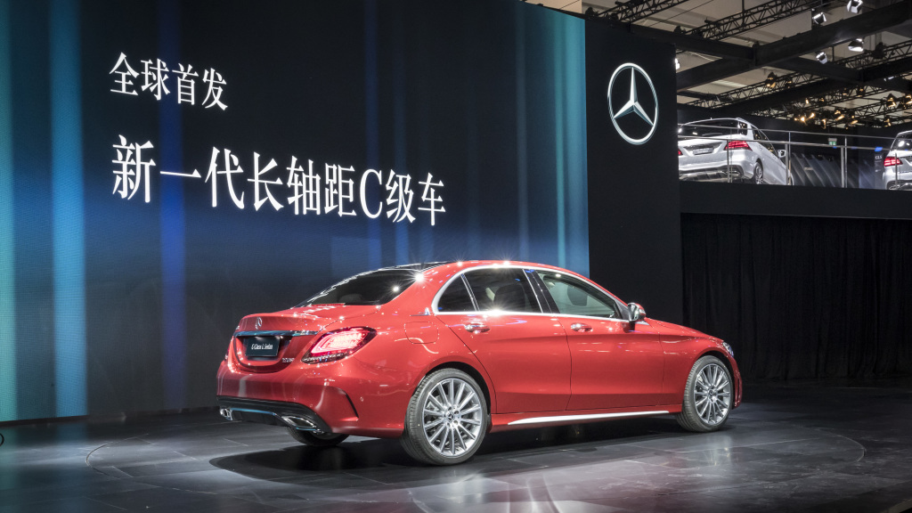 Mercedes-Benz Auto China 2018