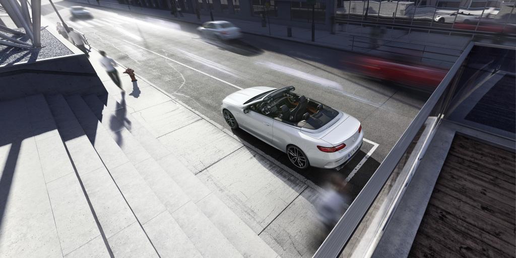 Die Kampagne für die neuen Mercedes-AMG 53er Modelle: #SpeedUpInStyle: Performance und Persönlichkeit
